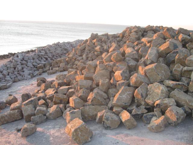 Werk Roggeplaat | Basalt | Waterbouw