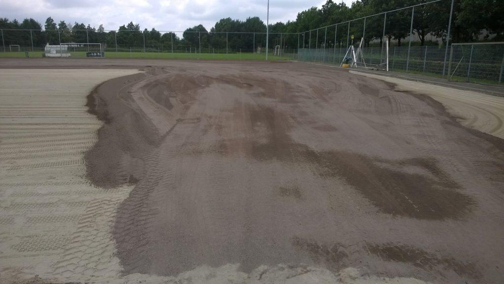 Werk Den Bosch - De Saren | Lava | Sport