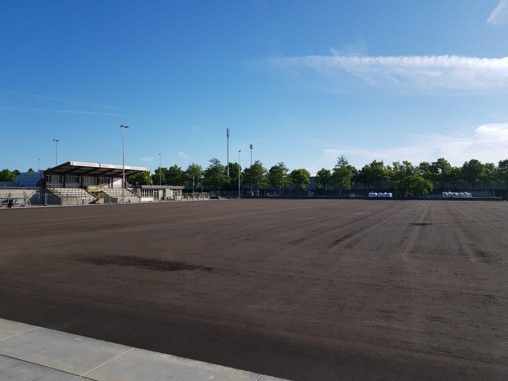 Werk Den Bosch - Sportpark Wilhelmina | Lava | Sport