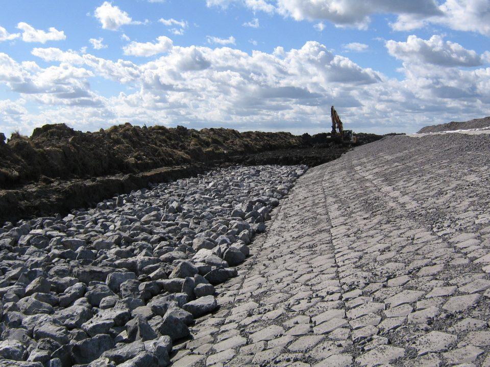 Werk Stavenissepolder | Waterbouw