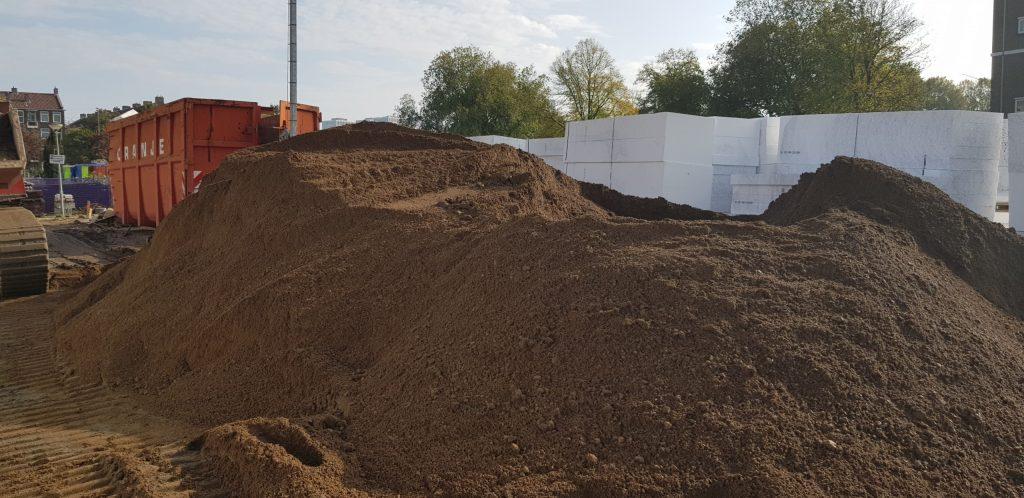 Werk Schiedam-Oranje | Flugsand | Wegenbouw