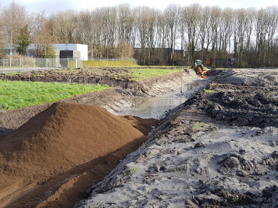 Werk Hoorn | Flugsand | Wegenbouw