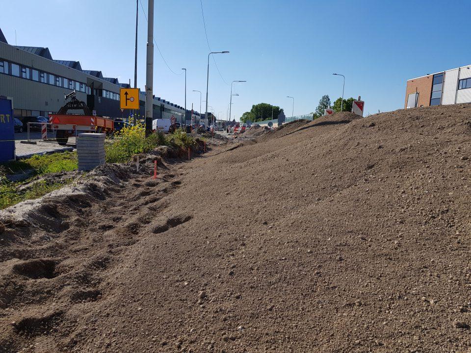 Werk Naaldwijk | Vulkaanbims | Wegenbouw
