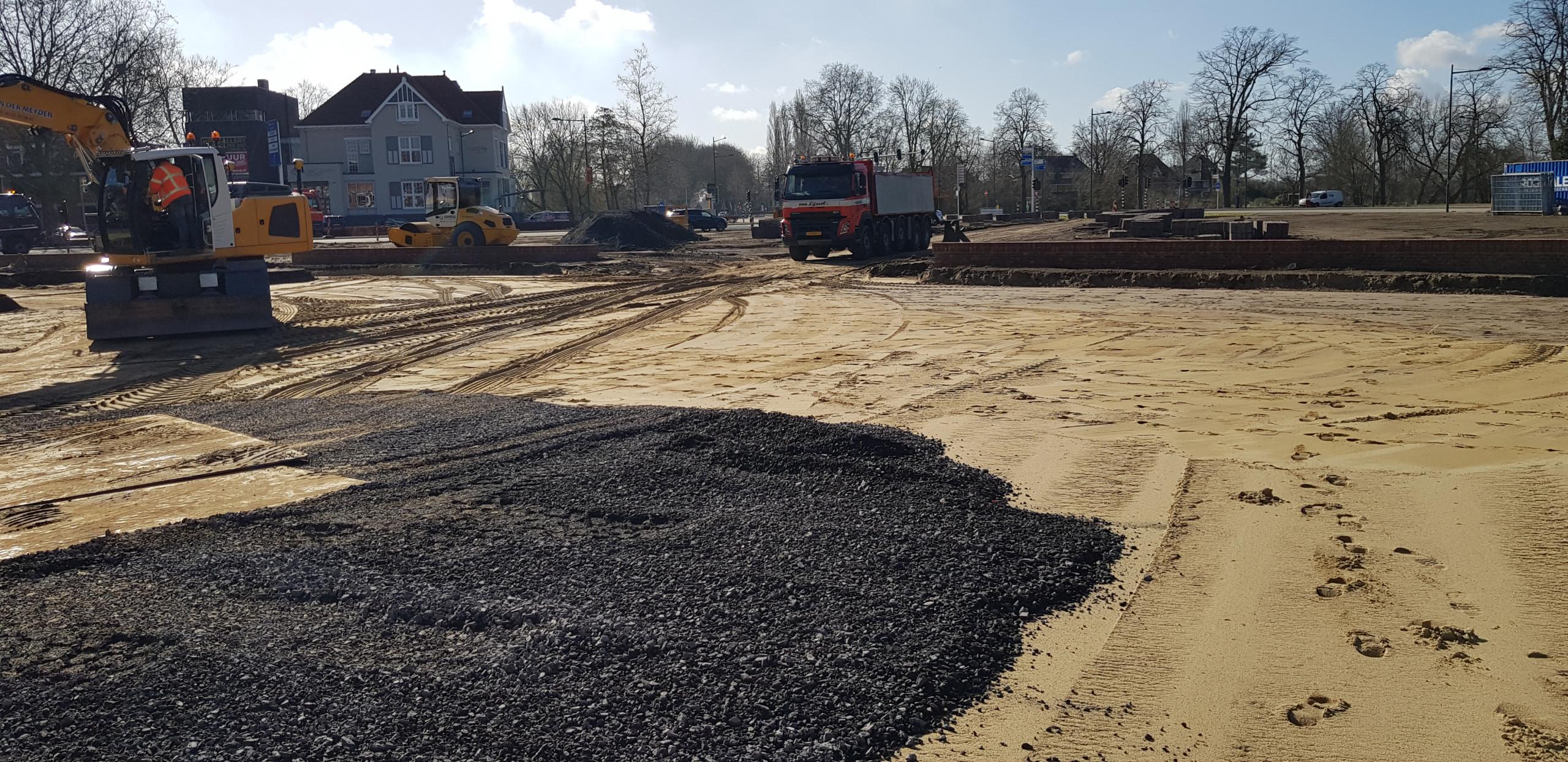 Werk Den Bosch - Wilhelminaplein | Basalt | Wegenbouw